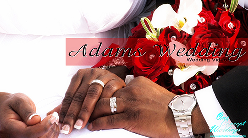 Adams Wedding