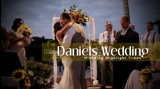 Daniels Wedding Video