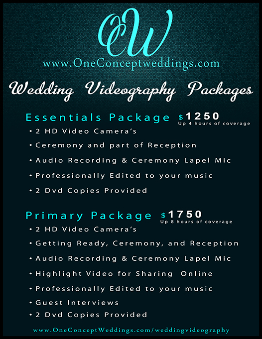 Price Guides :: Wedding Video And Wedding Photography