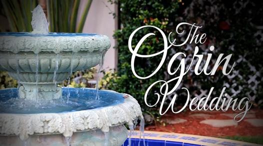 Ogrin Wedding Video