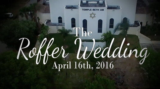 Roffer Wedding Video
