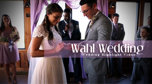 Wahl Wedding Video