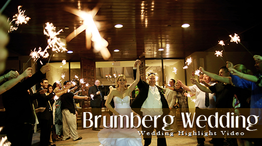 Brumberg Wedding Video Blog