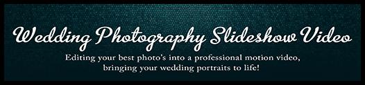 Wedding Photo Video
