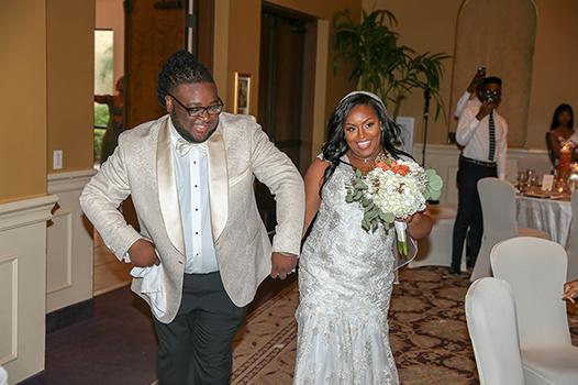 Wedding Photography Indoors