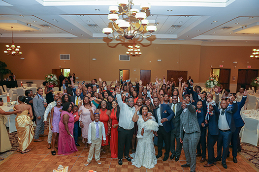 Wedding Photography Family